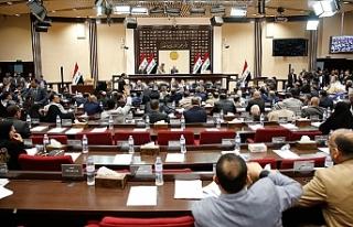 Irak Meclisinden ABD güçlerinin ülkeden çıkarılması...