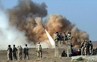 İran Devrim Muhafızları Ordusu ABD'nin Irak'taki...