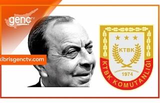 Kıbrıs Türk Barış Kuvvetleri Komutanlığı'ndan...