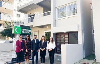 Kıbrıs Türk Yeşilay Derneği Faaliyetlerini Yoğunlaştırdı