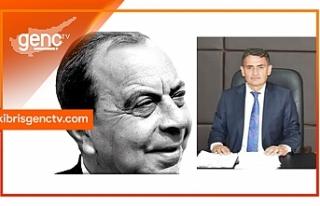 """""""Kıbrıslı Türklerin aydınıydı"""""""