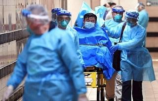 Koronavirüs yayılmaya devam ediyor: 41 kişi hayatını...
