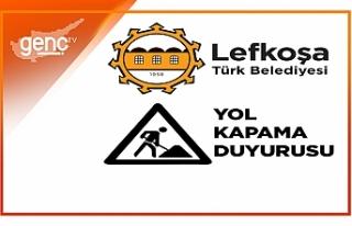 Lefkoşa'da Şht. Kamil Balkan Sokağı bugünden...