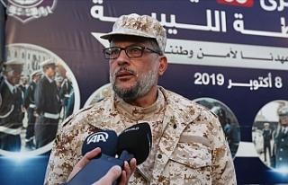 Libya'daki meşru yönetim komutanı Ammar: Rus...