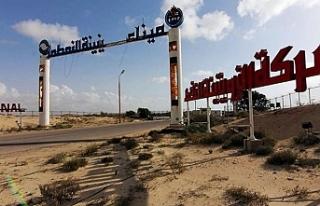 Libya'da petrol akışı durduruldu
