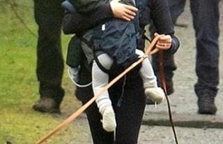 Meghan Markle ve Prens Harry, izinsiz çekilen fotoğrafları...