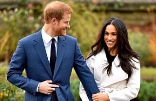 Meghan Markle ve Prens Harry'nin aşk hikayesi