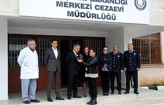 Merkezi Cezaevi'nde kadın mahkumlara sağlık taraması