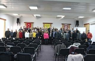 Posta Dairesi, 56'ncı kuruluş yıldönümünü...