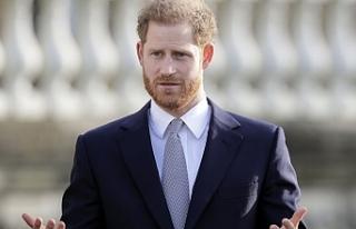 Prens Harry, Kraliyet ailesinden çıktıktan sonra...