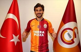 Saracchi Galatasaray'da