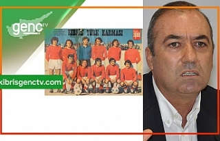 Sertoğlu, Kıbrıs Barış Kupası'nın yıldönümü...