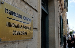 Taşınmaz Mal Komisyonu'na başvurların istatikleri
