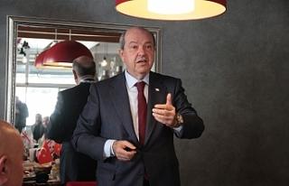 Tatar, 14 sivil toplum örgütü başkanı ile bir...