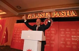 """Tatar: """"Partim adına aday olmak istiyorum"""""""