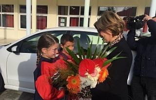 Tatlısu ile Esentepe İlkokulu öğrencilerine iklim...