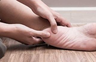 Topuk dikeninin altında tümör çıkabilir