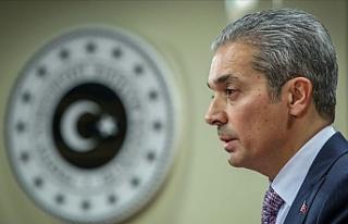 Türkiye'den Gaz Forumu'na tepki