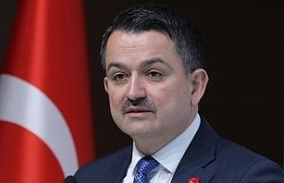 Türkiye Tarım ve Orman Bakanı'ndan patlayan...