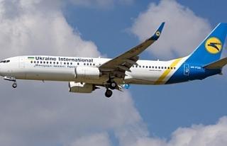 """Ukrayna Havayolları: """"Artık İran üzerinde..."""