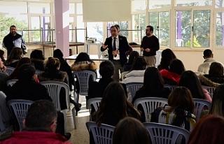 Uluslararası Temel Kamp Liderliği Eğitimi Programı...