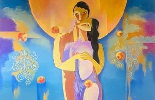 YDÜ'de Kıbrıs Modern Sanat Müzesi için hazırlanan...