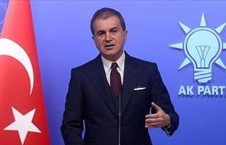 AK Parti Sözcüsünden Akıncı'ya tepki