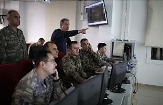 Akar ve kuvvet komutanları İdlib'deki harekat...