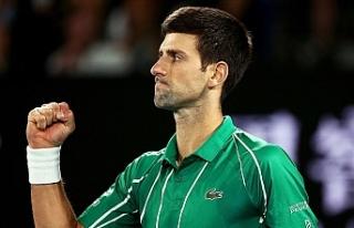 Avustralya Açık'ta tek erkekler şampiyonu...