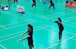 Badminton kafilesi Ankara'da yarışıyor