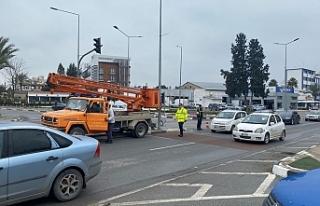 Başbakanlık trafik ışıklarında düzenleme