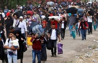BM'den göçmen raporu: Son 10 haftadaki göçmen...