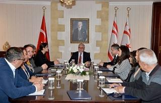 Cumhurbaşkanlığı'nda Sağlık Komitesi toplandı