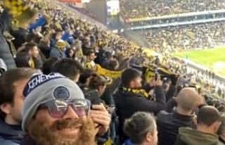 Diego Lugano, Fenerbahçe-Galatasaray derbisini kılık...
