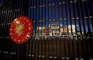 Erdoğan başkanlığında güvenlik toplantısı...