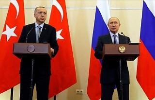 Erdoğan, Putin ile görüşecek
