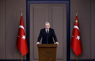 """Erdoğan: """"Rusya heyeti İdlib görüşmeleri..."""