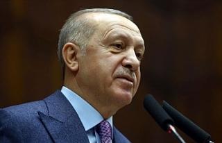 """Erdoğan: """"Üçüncü sondaj gemimizi aldık"""""""