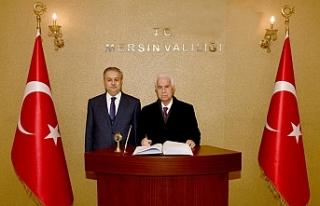 """Eroğlu: """"Türkiye, bizim anavatanımızdır"""""""