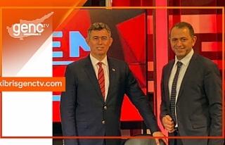 """Feyzioğlu: """"Takdir yalnızca Kıbrıs Türklerinindir"""""""