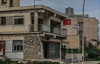 'Kapalı Maraş Açılımı Toplantısı'...