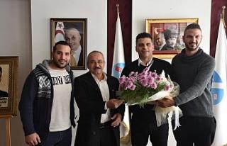 Karşıyaka Spor Kulübü'nden Ataser'e geçmiş...