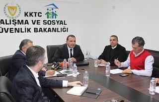 Komisyon, bir kez daha toplandı