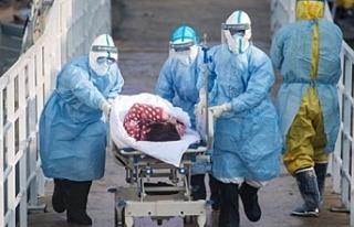 Koronavirüs bulaşan kişi sayısı 60 bini aştı