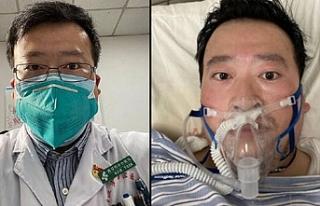 Koronavirüs'ü ilk fark eden doktor da hastalandı