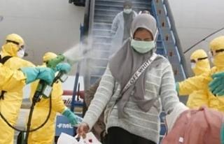 Kuveyt koronavirüs nedeniyle 3 ülkeye uçuşları...
