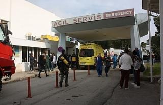 Lefkoşa devlet hastanesi'ndeki yangın can kaybıyla...