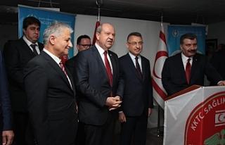 Lefkoşa'ya 500 yataklı yeni hastane yapılıyor