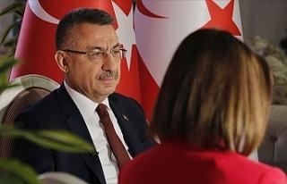 """Oktay: """"Maraş, Kıbrıs Türkünün toprağıdır"""""""