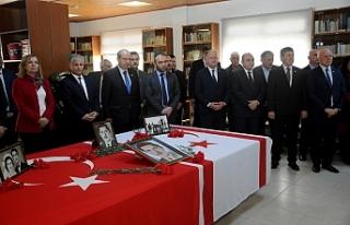Şehit Milletvekili Cengiz Ratip anıldı